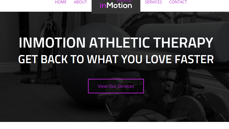 inMotion Athletic Therapy