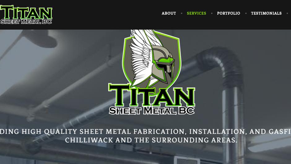 Titan Sheet Metal BC